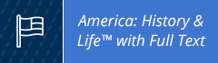 America History and Life Icon