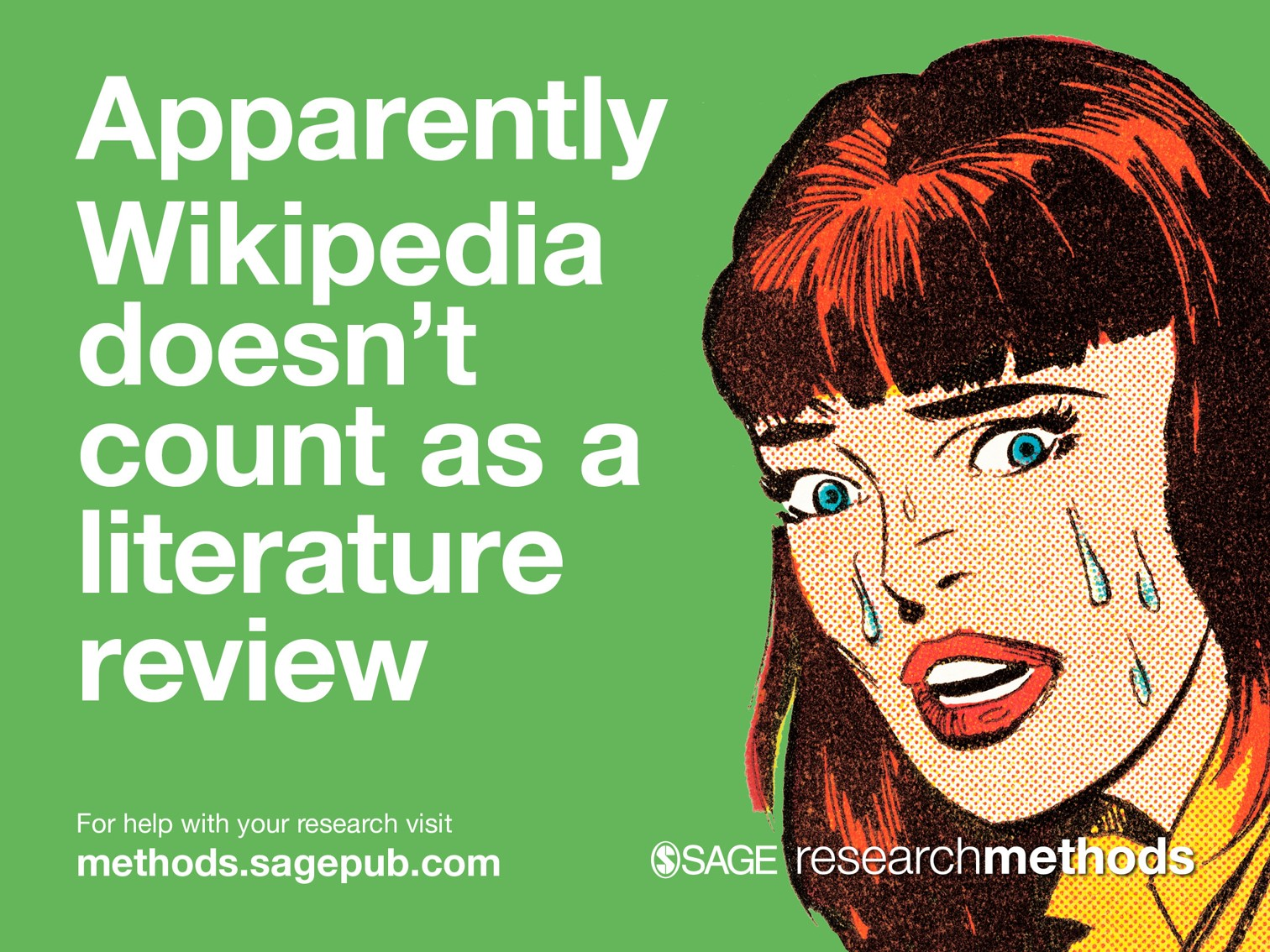 Wikipedia is not a literature review