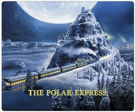 Polar Express Movie Matinee