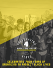 Cover of Black Lives Matter 4-year report