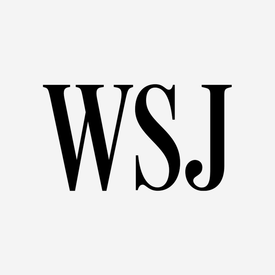 Wall Street Journal Logo WSJ