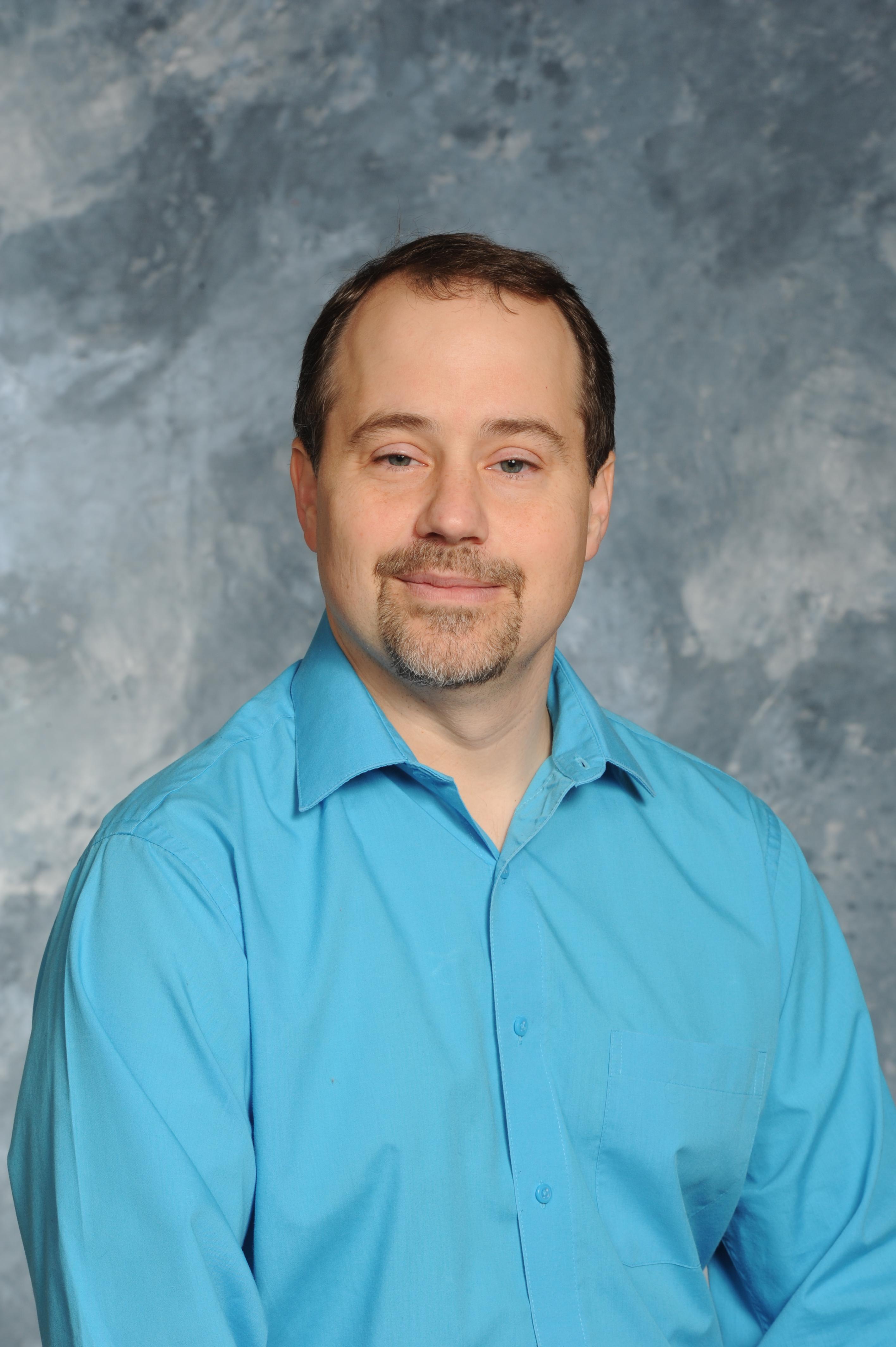 Picture of Allen Reichert, Librarian