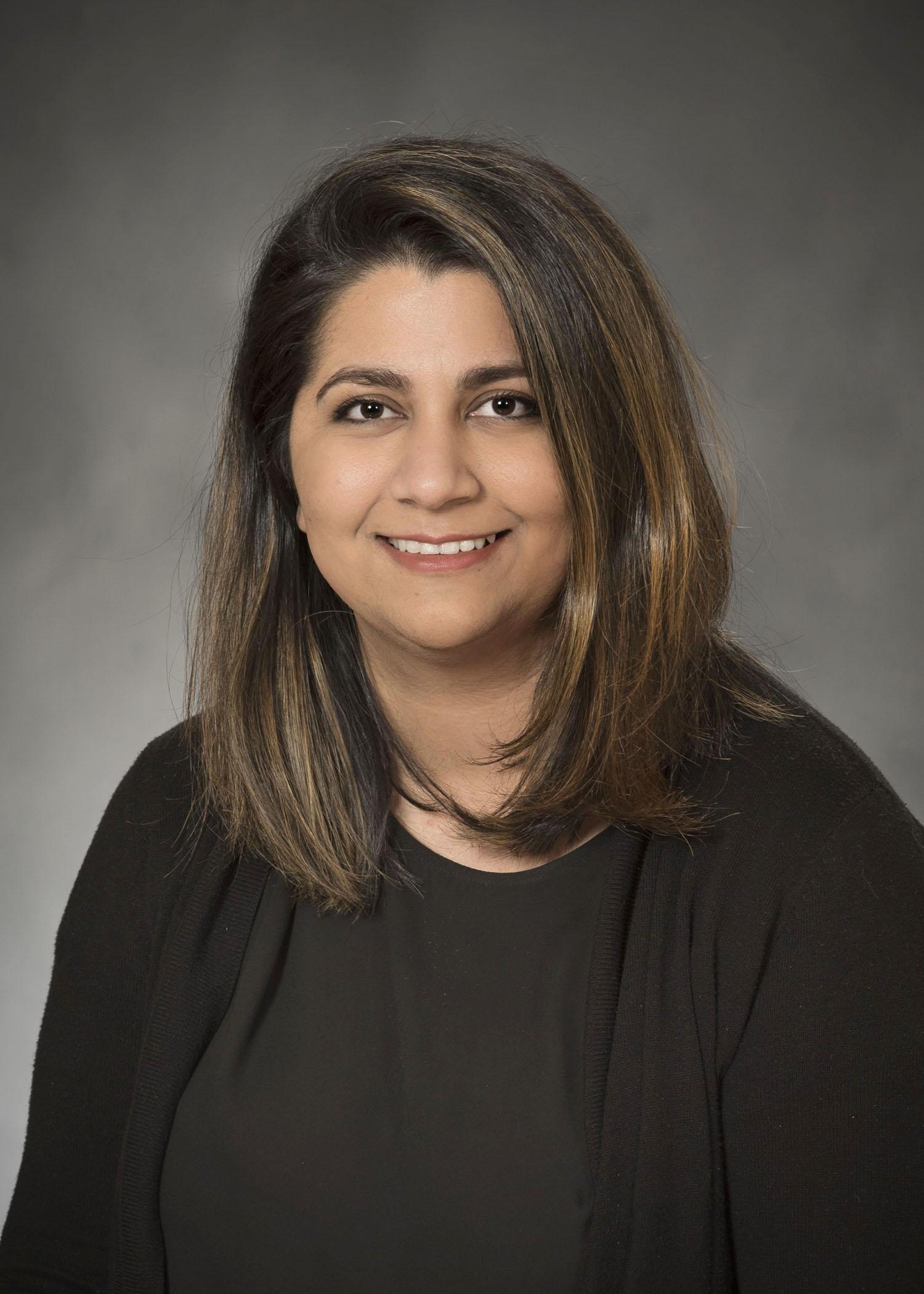 Narges Sareh, 2018 scholarship recipient.