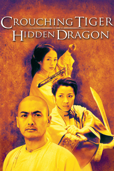 Video cover for Crouching Tiger Hidden Dragon movie