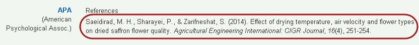 APA citation example