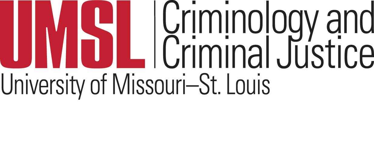 UMSL Criminology & Criminal Justice Logo