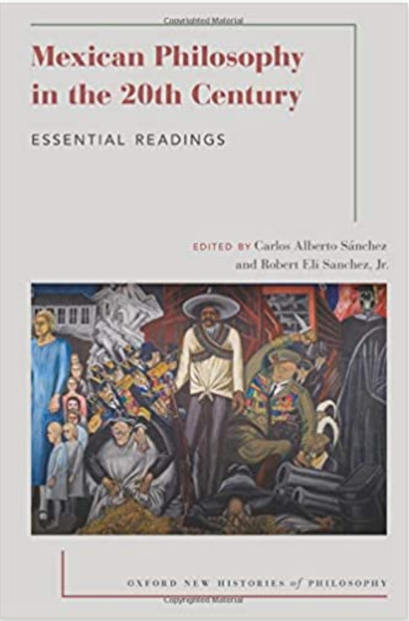 Book: Mexican Philosophy in the 20th Century