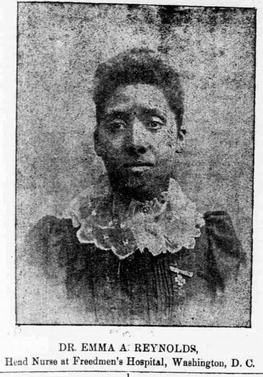 Dr. Emma Ann Reynolds