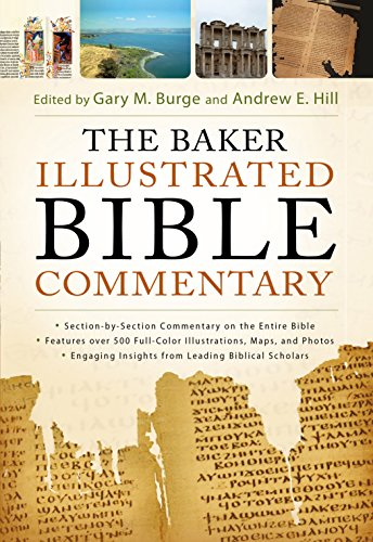 Cover image from the Baker Illustrated Bible Commentary
