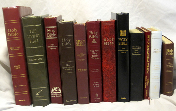 Picture of Bibles