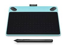 Image of electronic drawing pad