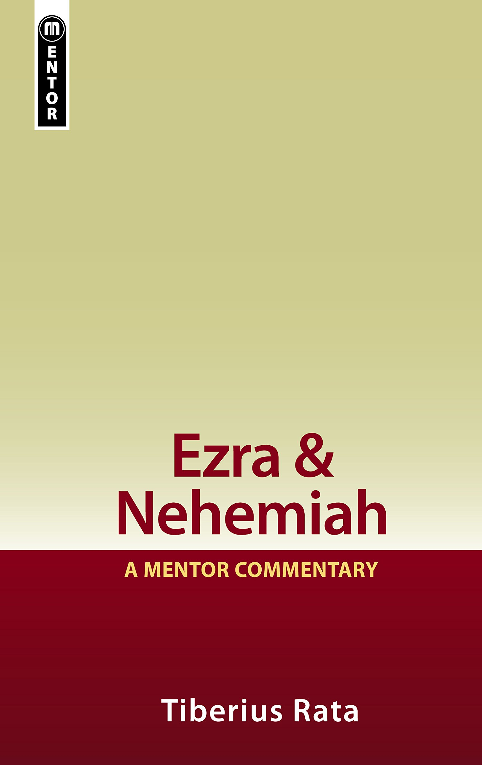 Cover for Ezra & Nehemiah: A Mentor Commentary
