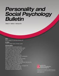 Cover image for Personality and Social Psychology Bulletin