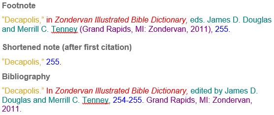 No Author Turabian 9