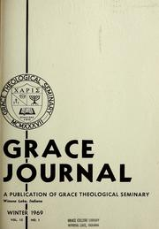 Image of Grace Journal