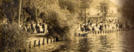 Image of Winona Lake Postcard