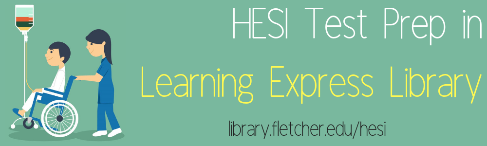 hesi test prep in learning express library