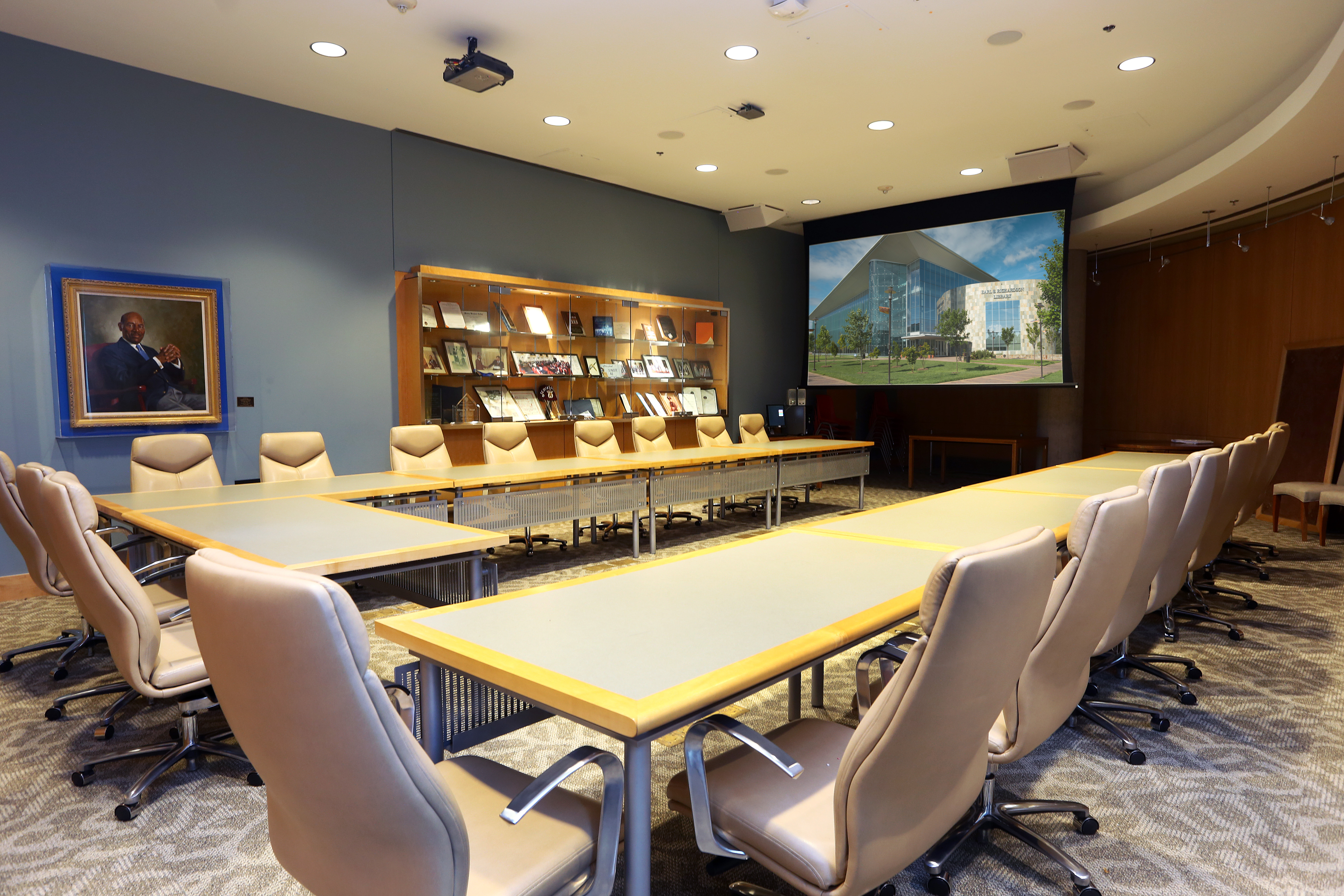 Blount Conference Room