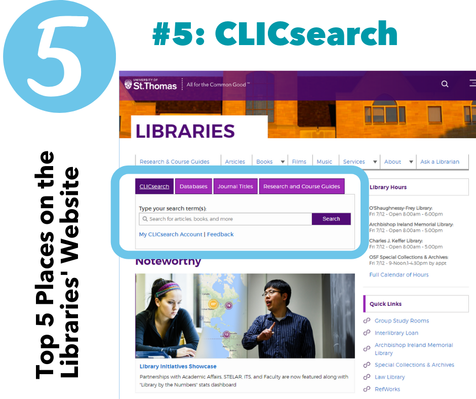 #5: CLICsearch