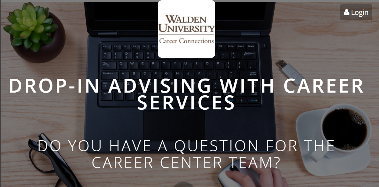 Drop-In Advising with Career Services