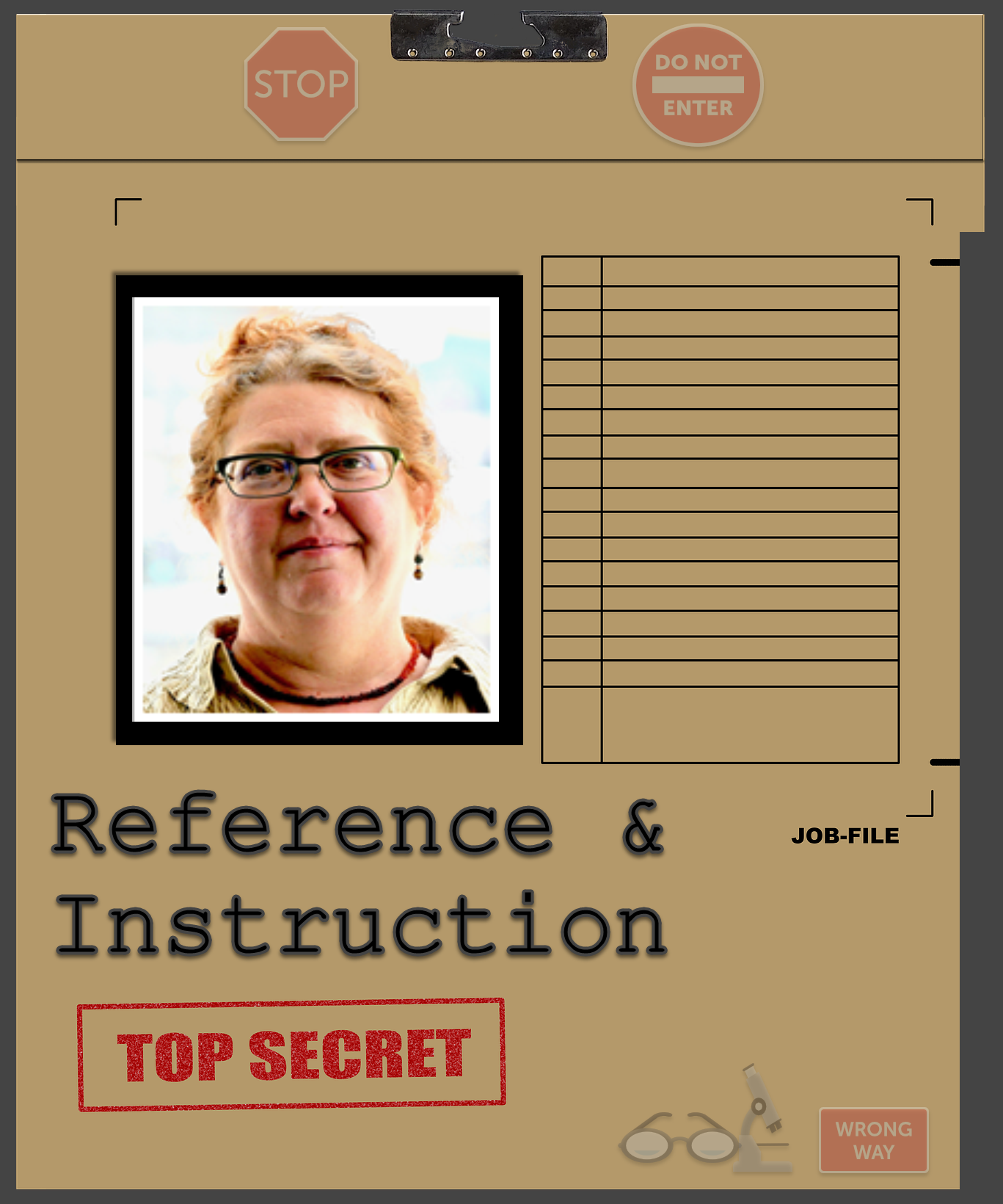 Lynn VanLeer: Instruction and Reference Librarian