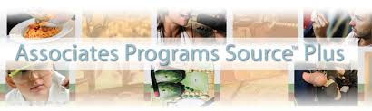 Associates Programs Source Plus Logo and Link