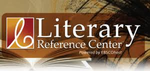 EBSCO Literary Reference Center Logo and Link