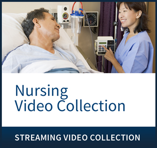 Nursing Video Collection Logo and Link