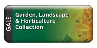 Gardening, Landscape & Horticulture Database Logo and Link