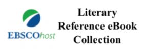 Literary Reference eBook Collection Logo and Link