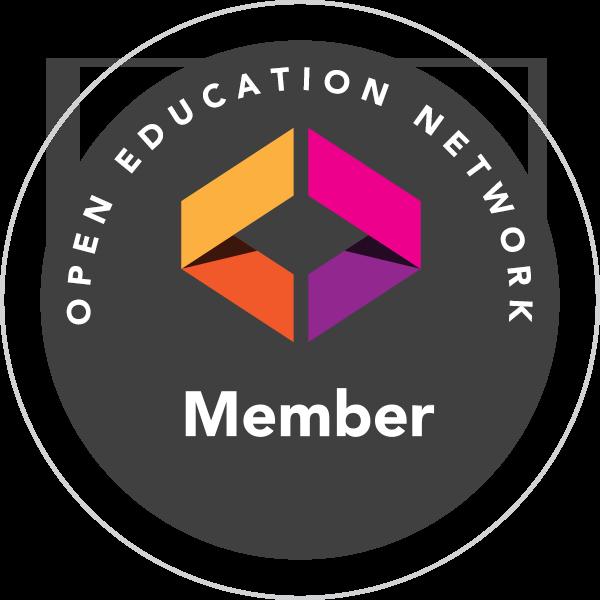 Open Education Network Member Badge