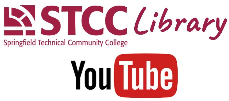 STCC Library YouTube Logo and Link