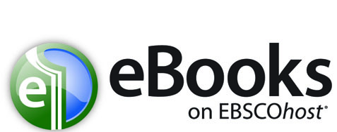 EBSCO ebook logog and link to access