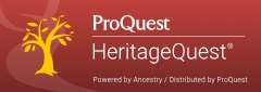 HeritageQuest Online Logo and Link