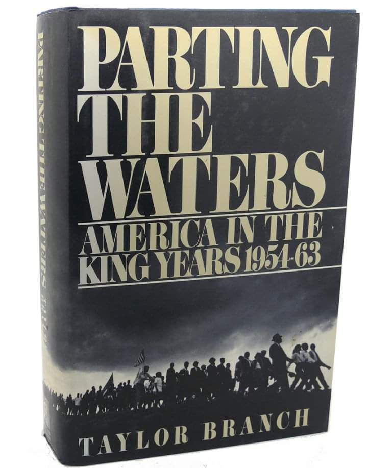 Image of Book titled Parting the Waters with link to catalog entry