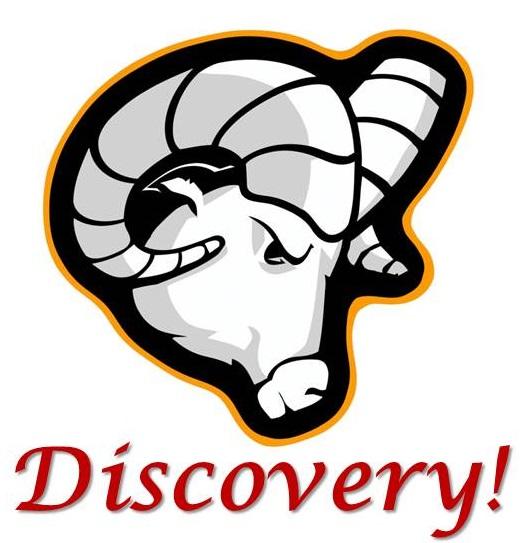 Ram Discovery Logo