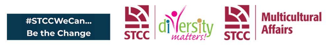 We Can, STCC Diversity, STCC Multicultural Affairs Logo