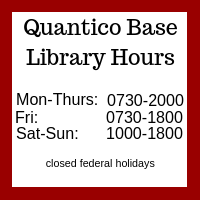 Base Library Hours
