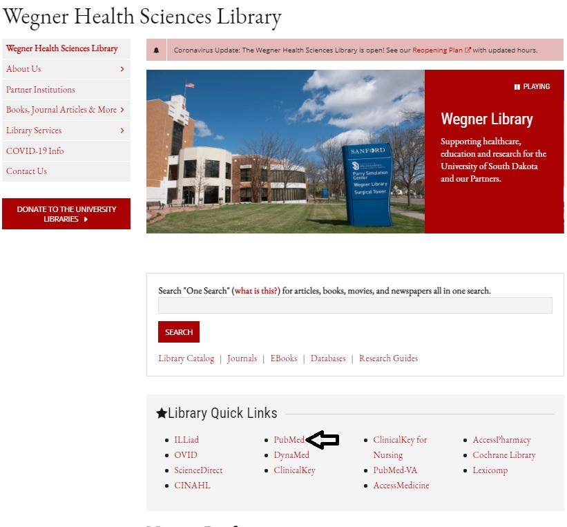 Image of webpage