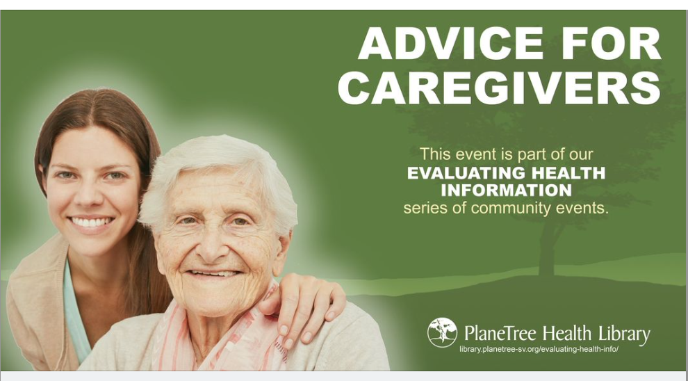 Evaluating health information: Advice for caregivers