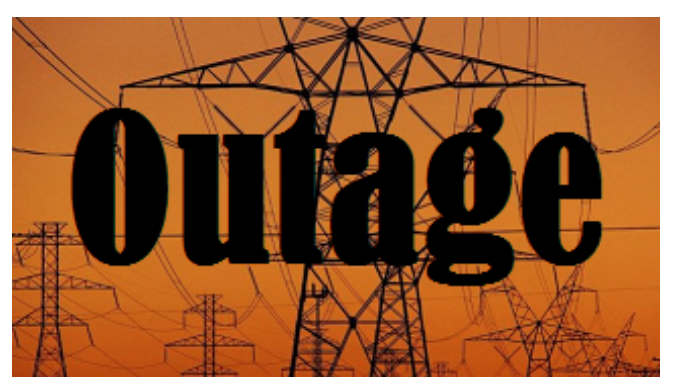 Outage. Creative Commons.