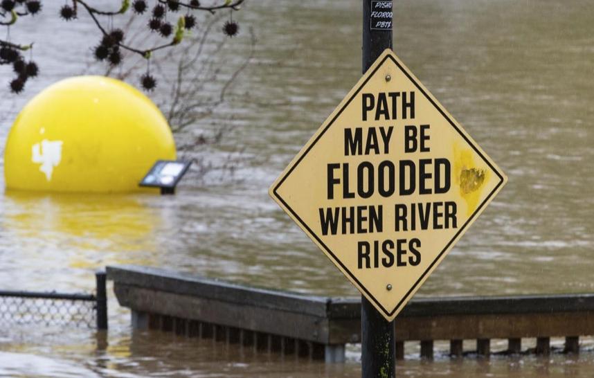 flood in Eugene OR