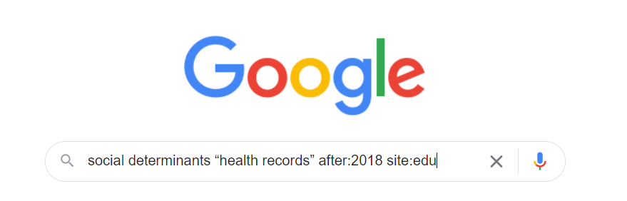 Google Search for HIT 100