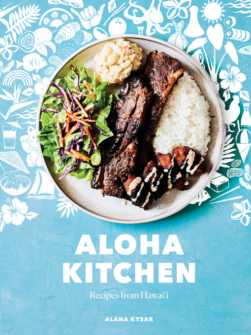 Aloha Kitchen book cover