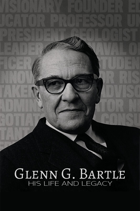Glenn G Bartle: His Life and Legacy