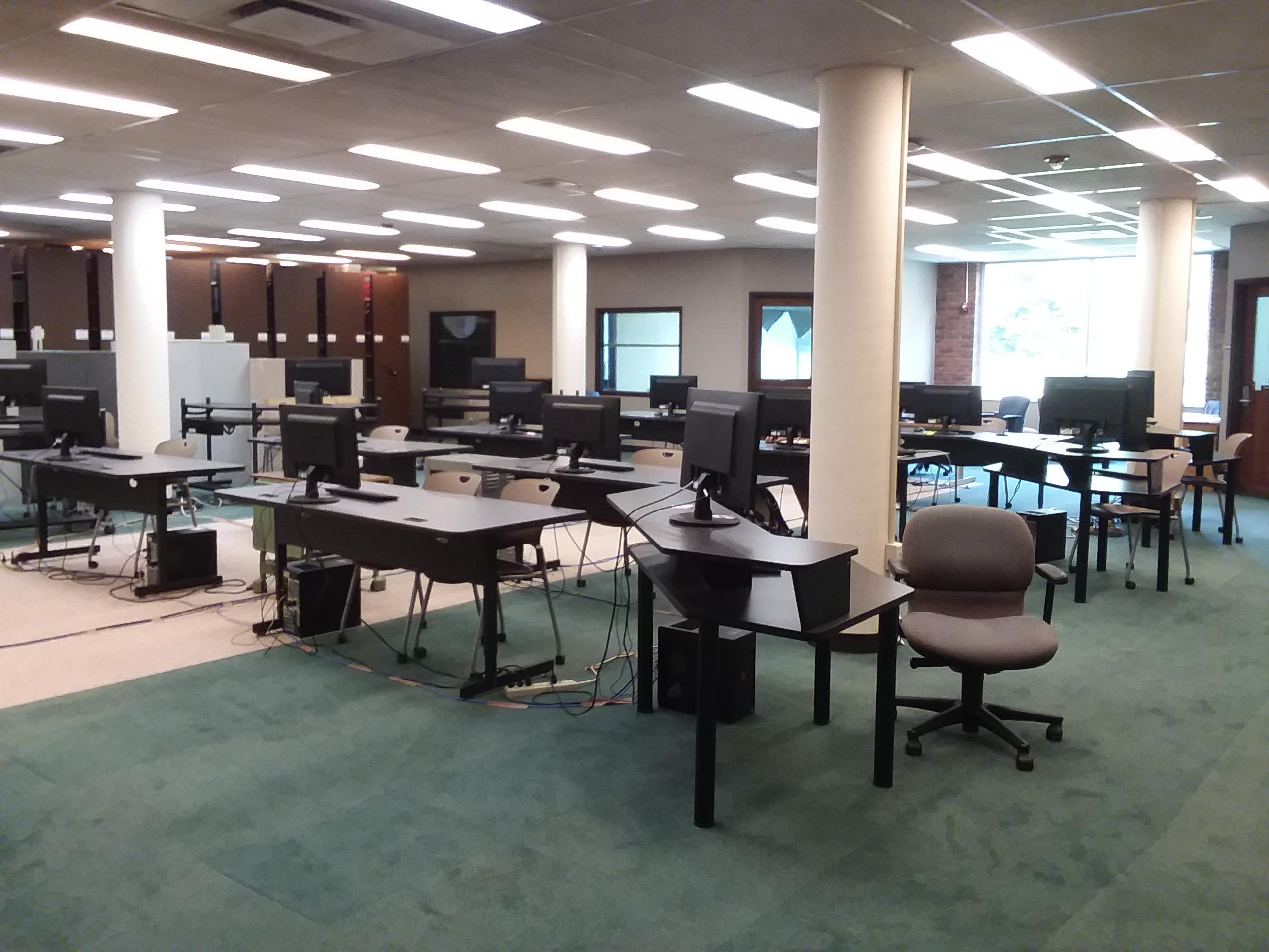 image of digital liberal arts lab