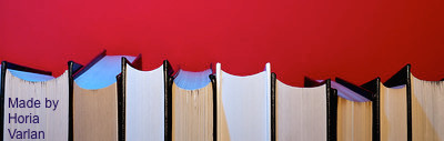 Book spines (by Horia Varlan)