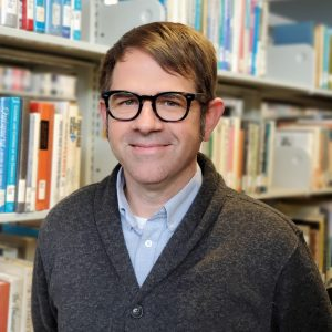 Brian Young, Librarian