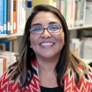 Claudia Rivas, Librarian