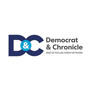 Democrat and Chronicle Logo